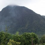 Cerro Gaital is one of the many beautiful mountains surrounding El Valle.
