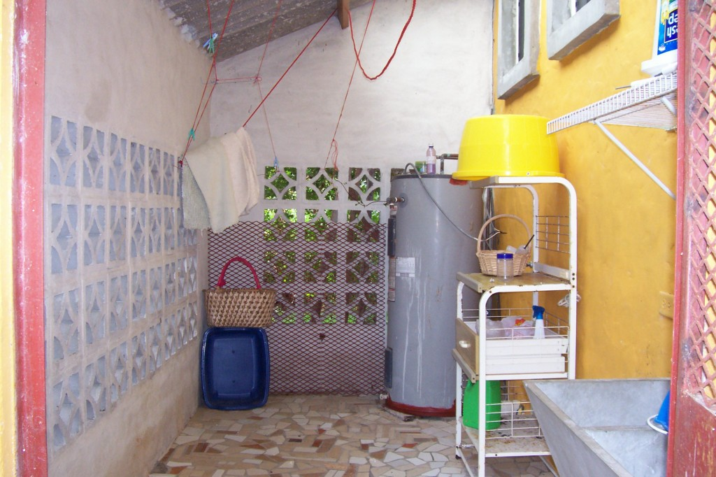 The Laundry Room Behind House