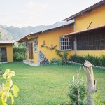 El Valle is surrounded by beautiful, forested mountains